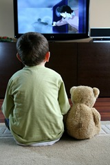 child-and-tv