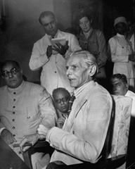 Jinnah in last days