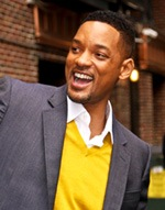 Will Smith at David Letterman Show