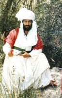 Baloch Tribeman