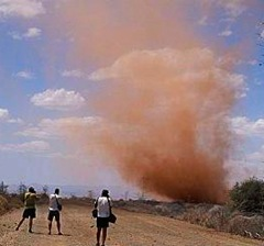 Desert Cyclone
