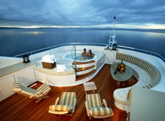 Luxury Private Ship