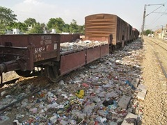 Pakistan Railway Plight