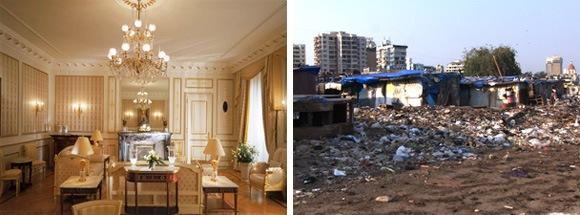 riches&slums