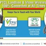 PTCL Landline connected all time