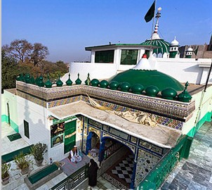 Imam Ali-ul-Haq-shrine-2