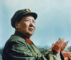 Mao Tse Tung - One of the great leader of the world who was truly sincere to his nation.