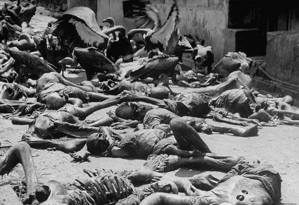 Massacre of 1947 India Pakistan partition
