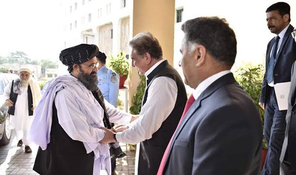 Afghan Leadership in Pakistan